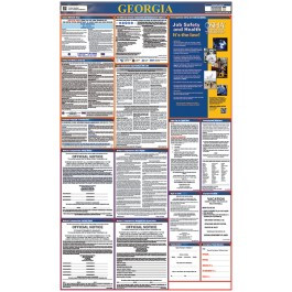 Georgia All-in-One Labor Law Poster