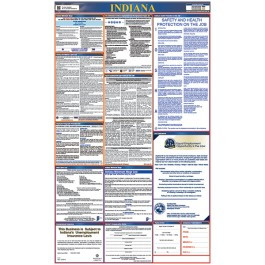 Indiana All-in-One Labor Law Poster