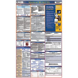 Massachusetts All-in-One Labor Law Poster