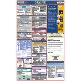 Maine All-in-One Labor Law Poster