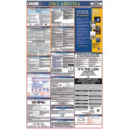 Oklahoma All-in-One Labor Law Poster