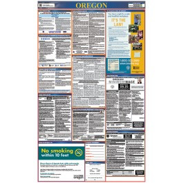 Oregon All-in-One Labor Law Poster