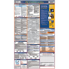 Pennsylvania All-in-One Labor Law Poster
