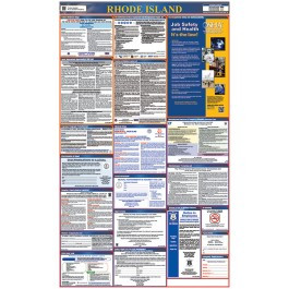 Rhode Island All-in-One Labor Law Poster