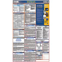 Texas All-in-One Labor Law Poster