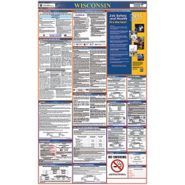 Wisconsin All-in-One Labor Law Poster