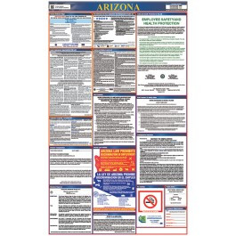 Arizona All-in-One Labor Law Poster