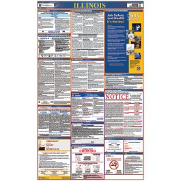 Illinois All-in-One Labor Law Poster