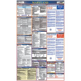 Maryland All-in-One Labor Law Poster