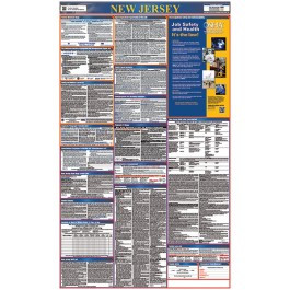 New Jersey All-in-One Labor Law Poster