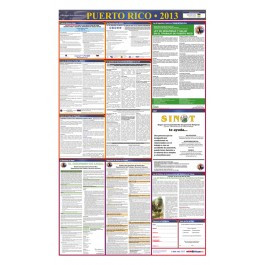 Puerto Rico All-in-One Labor Law Poster