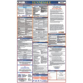 Tennessee All-in-One Labor Law Poster