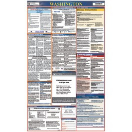 Washington All-in-One Labor Law Poster