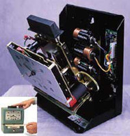 Acroprint BP125 Heavy Duty Battery Powered Mechanical Time Clock