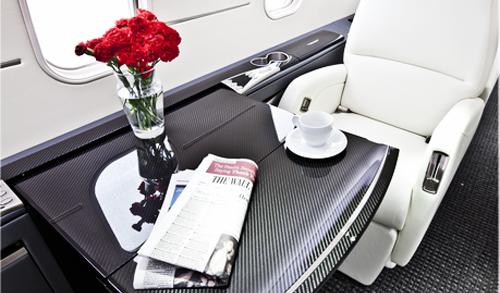 Carbon Fiber Airplane Panels | Protech Composites