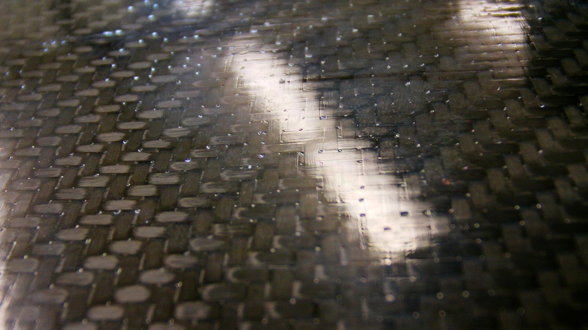 Do You Have A Carbon Fiber Laminate With Pinholes