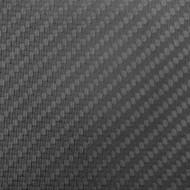 """Matte Carbon Fiber Sheet 4""""x12""""x 2.4mm (102mm x 305mm)"""