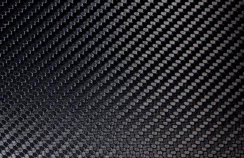 High Gloss Carbon Fiber Veneer 24 X24 X 25mm 610mm X