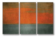 Channel Triptych