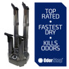 OSOBSDDCPO - Boot and Shoe Dryer and Deodorizer with Heat and High Output Fan - 4 Boot - Certified Pre-Owned