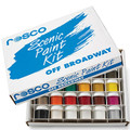 Rosco Off Broadway Paint Kit