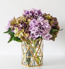 AF21082018C Flower + Vase