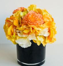 AF21082018E Flower + Vase