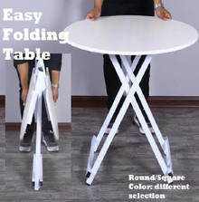 HW01112018B Easy Folding Table