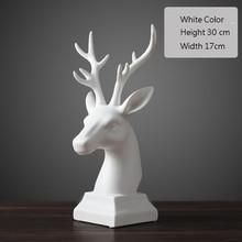 HW10122018A Deer Head