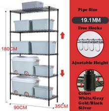 HW20012019C 5 Level Rack