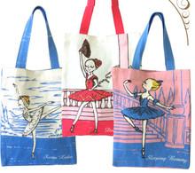 LBGJP26032019B Ballet Tote Bag