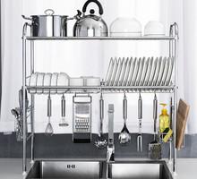 HW01052019B Stainless Steel Dish Rack