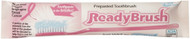 Ready Brush Breast Cancer Awareness Prepasted Toothbrush
