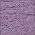 "#61152 Crinkle Handmade Paper, ""Hyacinth"" A deep plum purple in a very textured sheet."