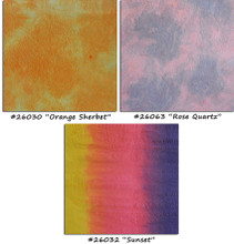 """Batik Handmade Papers  24"""" x 34-35""""  -   Large, medium weight sheets of handmade paper.  Crinkly texture on a soft, very malleable paper, pigmented in rich colors & patterns resembling traditional batik"""