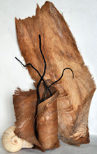 """00820 Palm Fiber  Flexible enough to wrap around a vase to create a """"sleeve"""", Palm Fiber teams up beautifully with all things natural, and we especially love it with seashells, dried seaweed and all things coastal."""