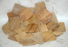 "30995 Coco Husk Squares Natural Coco Husk in 2"" irregular squares are ideal for add ing a natural, organic flavor to all kinds of art/craft work."