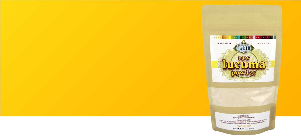 Raw Lucuma Powder, Vegan, non-gmo, plant-based