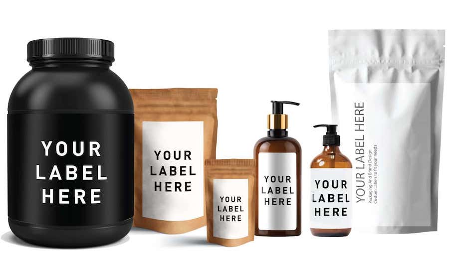 Superfood Private Label Services - Create your own brand