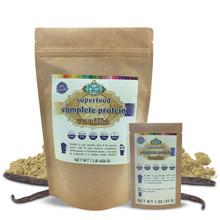 Plant Based Vanilla Protein Powder 1lb and 1oz