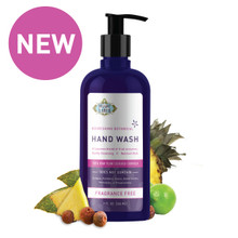 Botanical Hand Wash 9 fl oz, Raw, Chemical Free