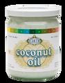 Coconut Oil, Raw, Cold-Pressed 16oz