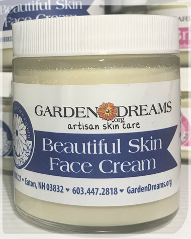Keeps skin healthy.  Shea butter moisturizes, hydrates and has SPF!