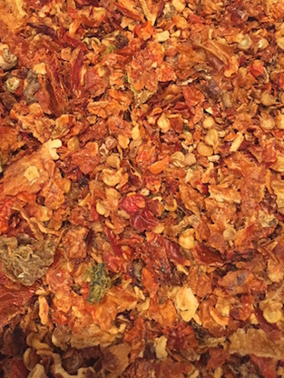 Trinidad Scorpion Bhut Jolokia 1 Kg Bag of Flakes