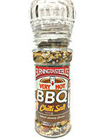 Very Hot BBQ – A robust combination of chilli and spices to add a great boost of flavour. Must be invited to any BBQ or pizza night!