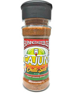 Mild Cajun Chilli Salt This flavoursome combination of herbs and spices brings a great taste to any meal. Mild Chilli Salt