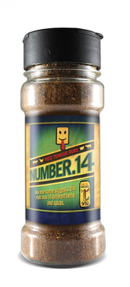 VERY HOT NO 14 CHILLI RUB