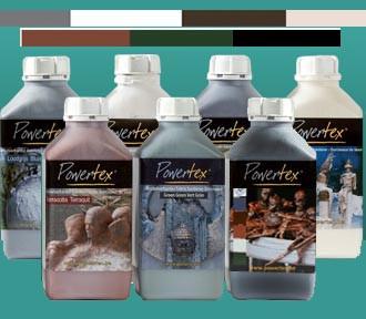 Powertex Fabric and Textile Hardener Art Medium
