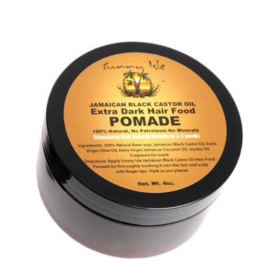Sunny Isle Jamaican Black Castor Oil Extra Dark Hair Food