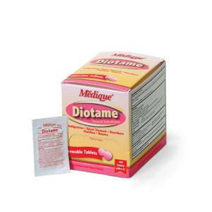 DIOTAME Antacid & diarrhea relief | Compare to Pepto Bismol